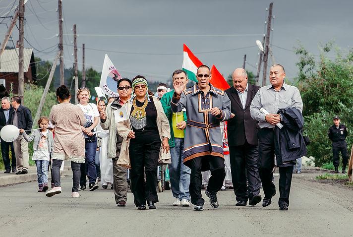 день аборигена тура эвенкия культура эвенки шествие