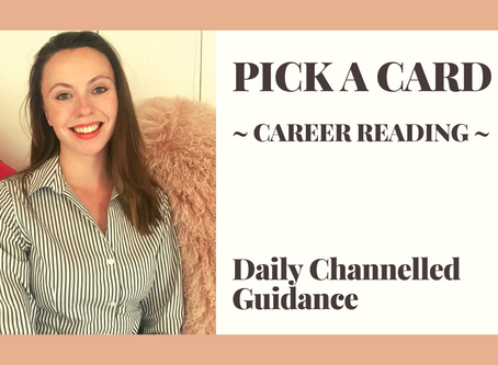 Pick A Card! Career Reading 9th July 2020