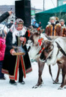 день оленевода тура эвенкия культура эвенки