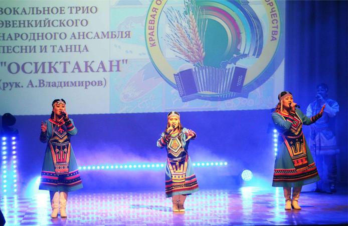 Краевая олимпиада народного творчества