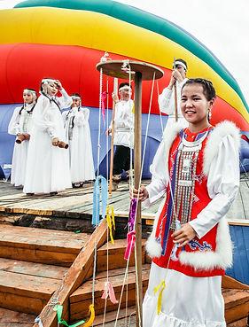 день коренных народов мира тура