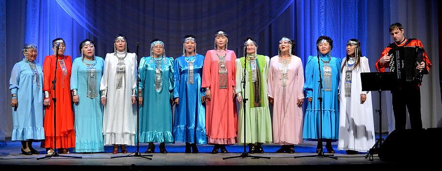 ансамбль якутской песни сандал