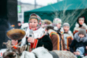 день оленевода эвенкия