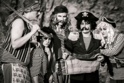 студия фотовидеотворчества пираты