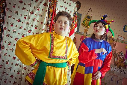 театр юного зрителя ТЮЗ п. Тура