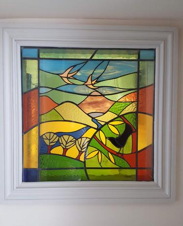 Sarah Honeyman stained glass