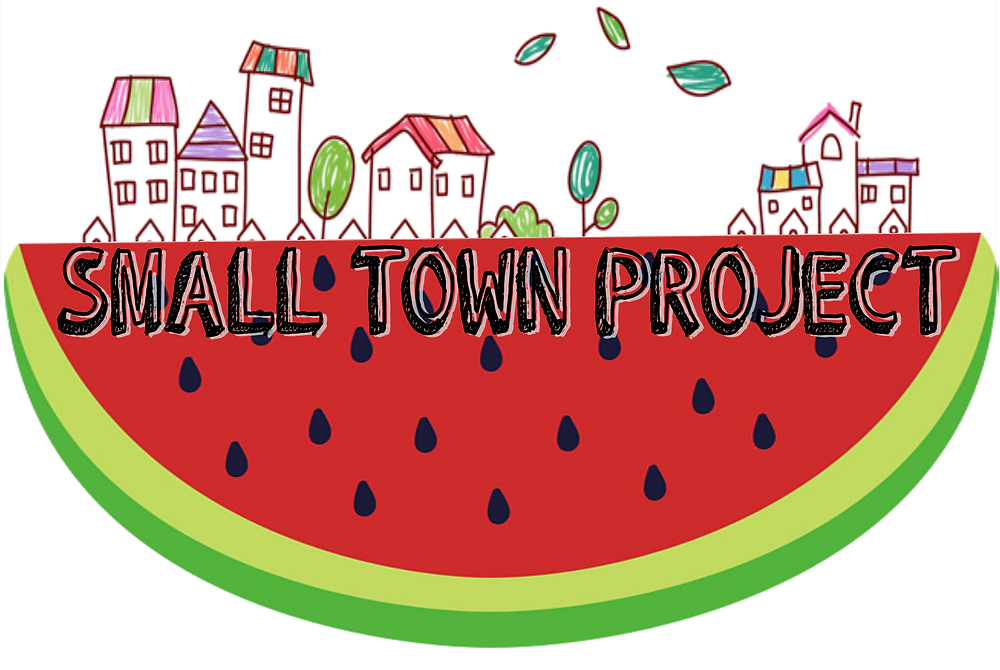 The Small Town Project logo