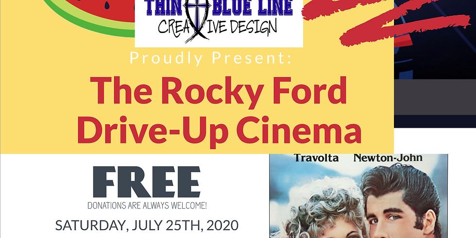Summer Drive-in Cinema (GREASE)