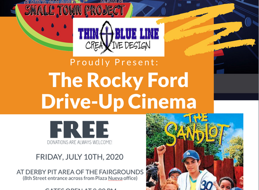 Drive-up cinema scheduled in Rocky Ford