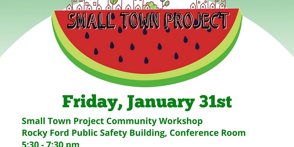 Community Development Workshop