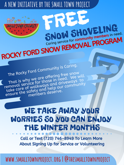 Rocky Ford Snow Removal Project