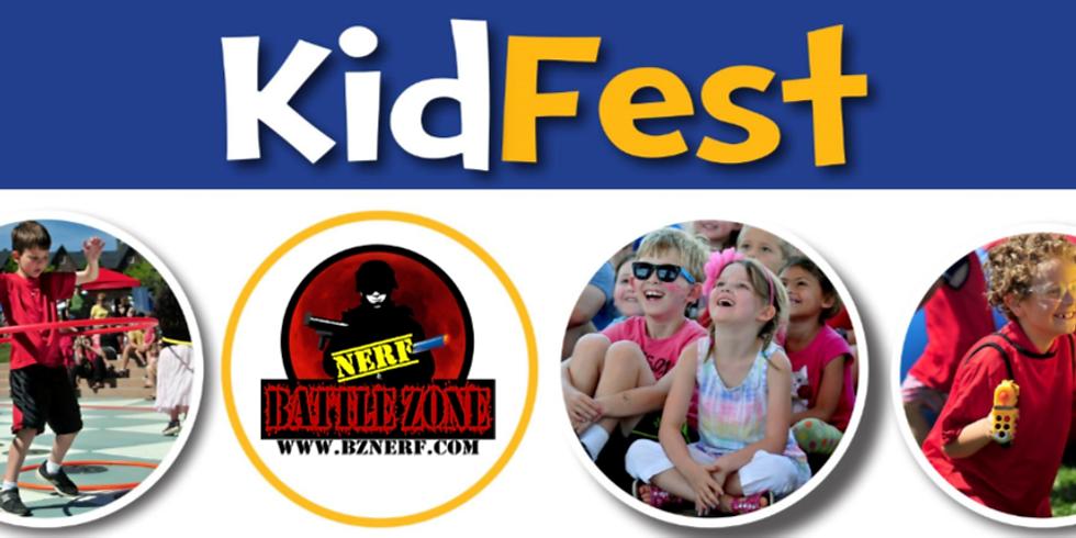 Battle Zone at KidFest 2019