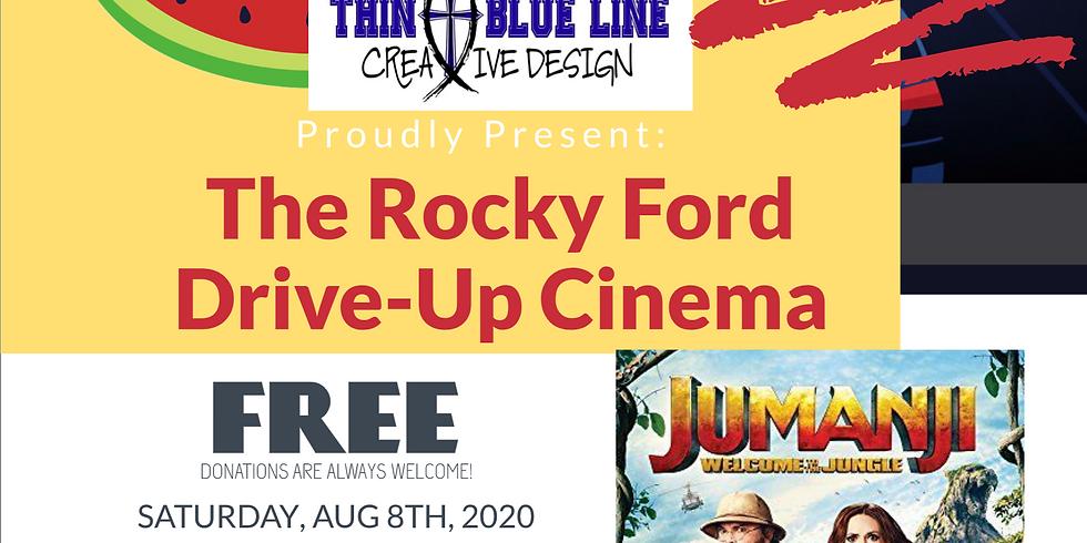 Summer Drive-in Cinema (Jumanji: Welcome to the Jungle)