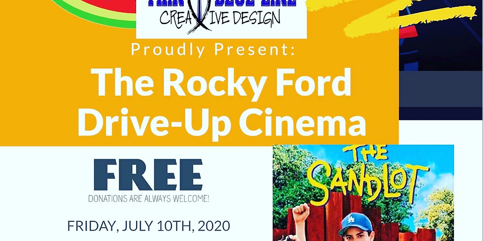 Summer Drive-in Cinema (The Sandlot)