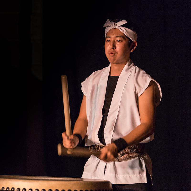 Takuro Yamaguchi - Taiko Drum
