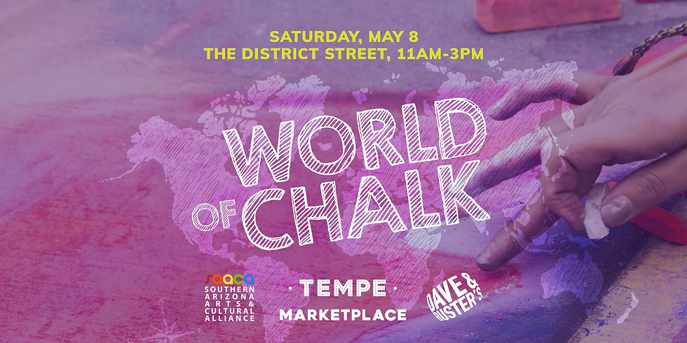 World of Chalk at Tempe Marketplace