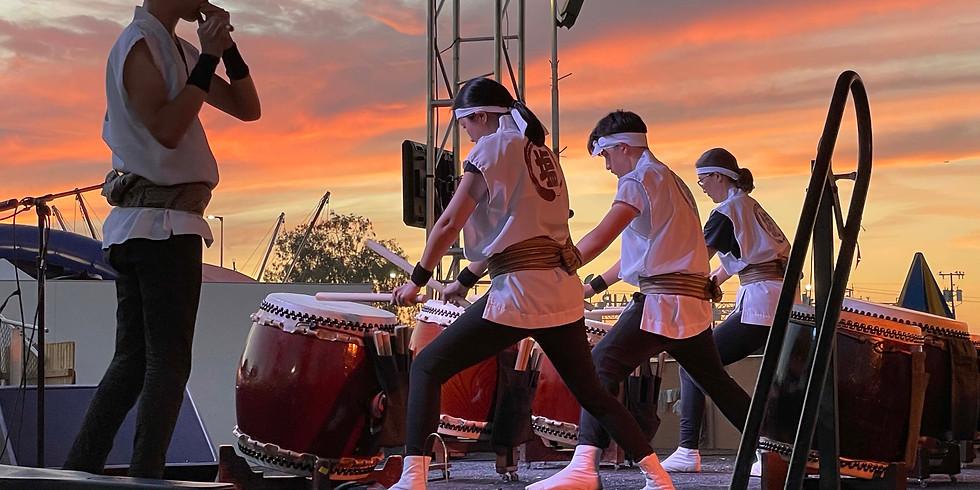 AZ State Fair - Cultural Stage