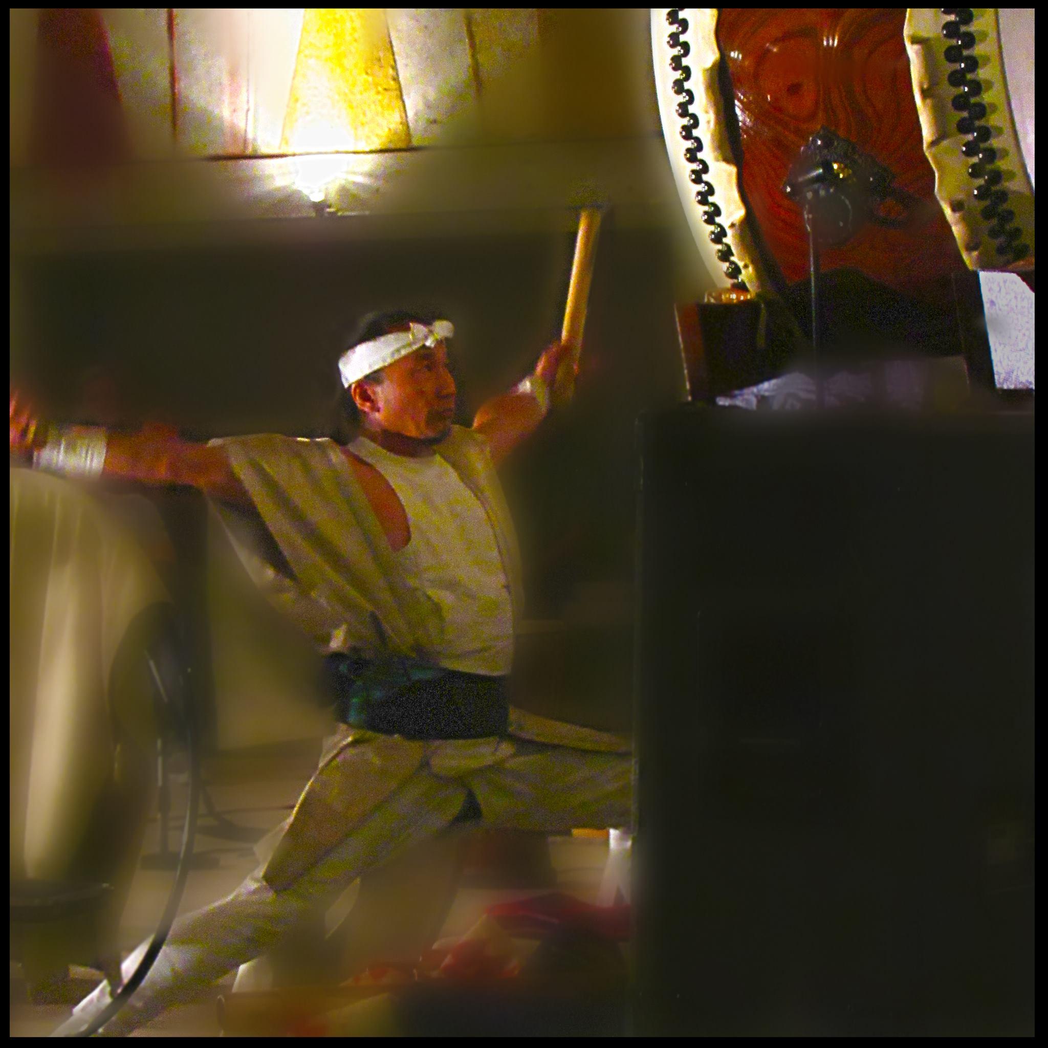 Ken Koshio - Taiko Player