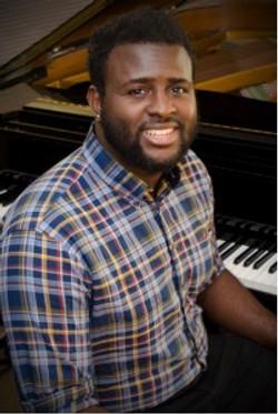 Garrison Jones - Keyboard
