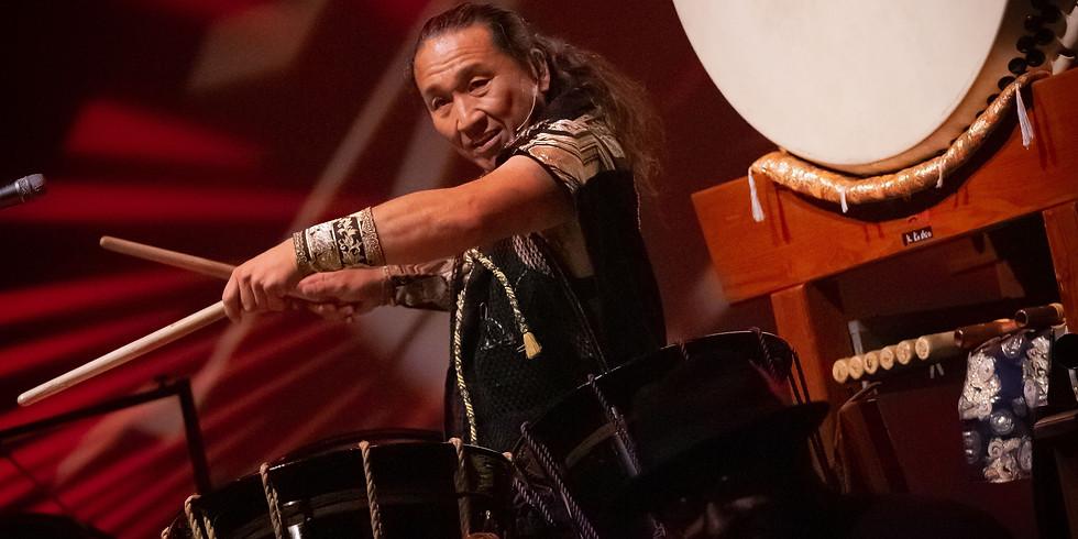 Ken Koshio  Heartbeats of Mother Earth – Japanese Folk music and Taiko Drumming (1)
