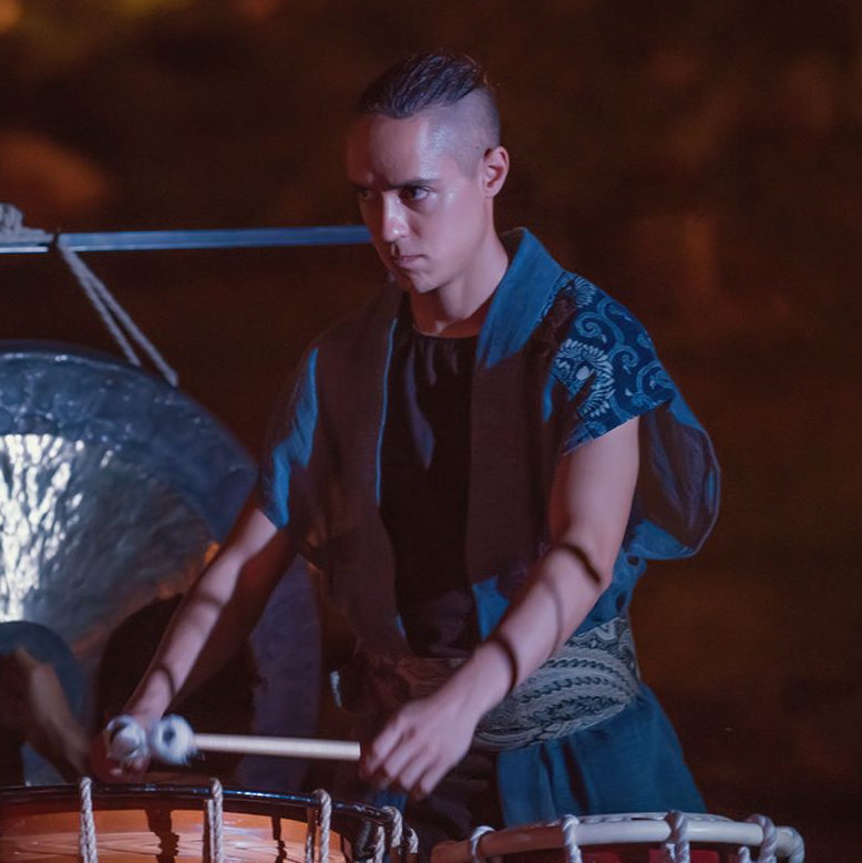 John Paul Mendes - Taiko Drum