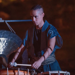 John Paul Mendes - Taiko Drum