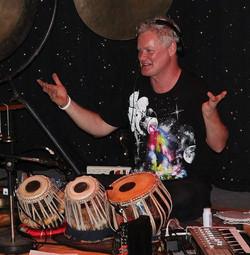 Dashmesh - Didgeridoo & Percussion