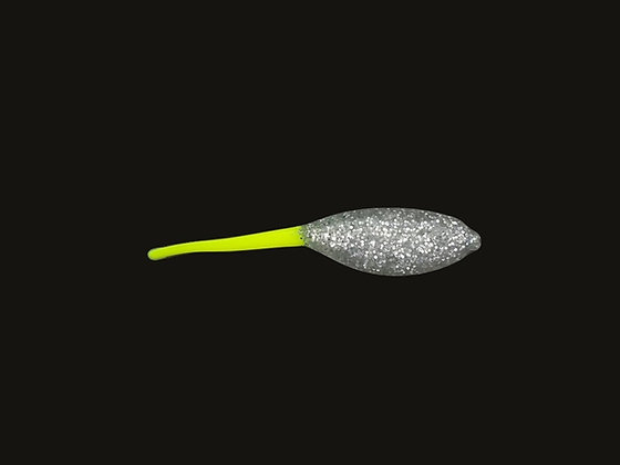 Brush Chub - Disco Silver