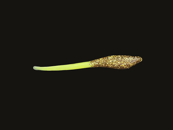 Disco Gold - Brush Dancer