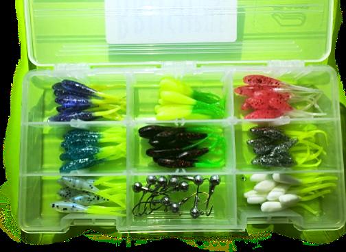 BrushPile Jigs Kit