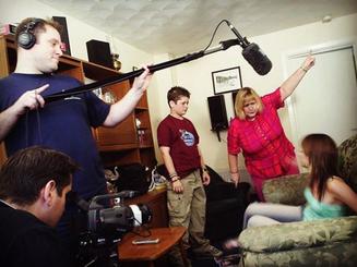 On set screen acting & directing training