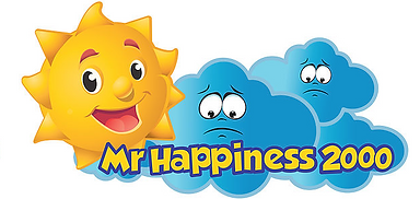 Mr Happiness 2000 Logo.png