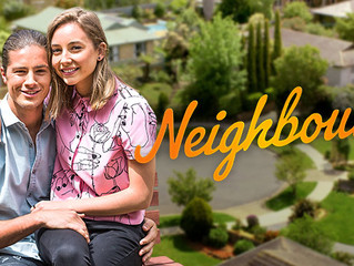 Neighbours, Everybody Loves Good Neighbours. Even Though Nothing Ever Changes.