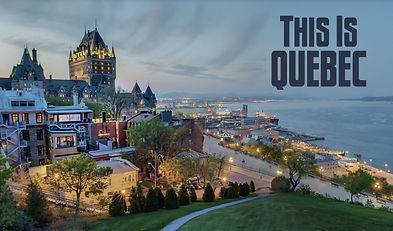 This is Quebec