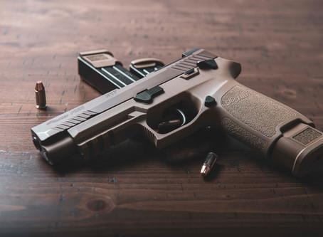 DNA on Guns