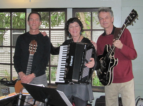Jazz Hands Trio