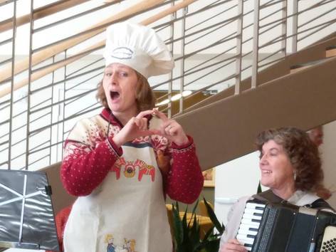 Scandinavian music with Ruth Pirie