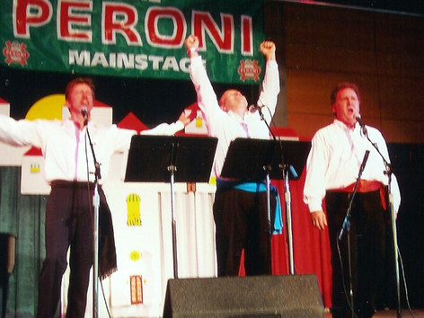 Fortissimo! at Festa Italiana