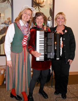 Scandinavian music with singer Ruth Pirie