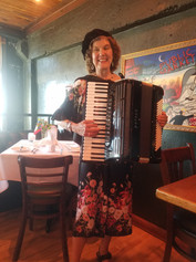 Strolling French Accordion Music