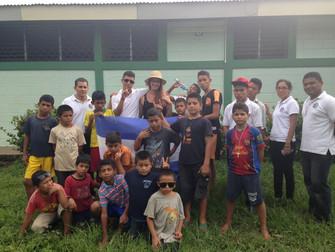 Belgian internship in Nicaragua