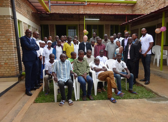 Friends of the Brothers of Charity find honour