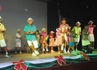 Pictures of Christmas celebration at Nisansala services in Sri Lanka
