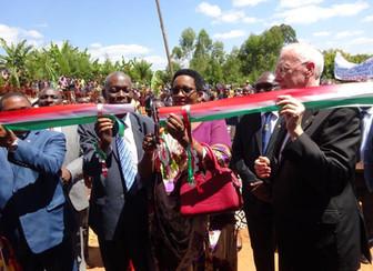 Third psychiatric centre officially opened in Burundi