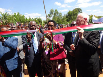 Third psychiatric centre officially opened in Burundi