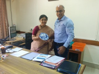 Signing MOU GNIYD and G-SET (India) for Diploma Course Community Based Mental Health