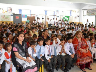 Fracarita Pakistan celebrates International Day of Charity