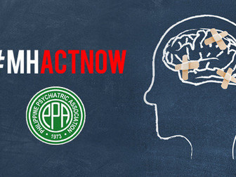 Make the Philippines' first Mental Health Act happen. Sign the petition now!