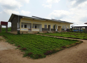 New psychiatric centre inaugurated and consecrated in DR Congo