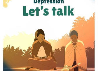 "World Health Day 2017: ""Depression: Let's Talk"""